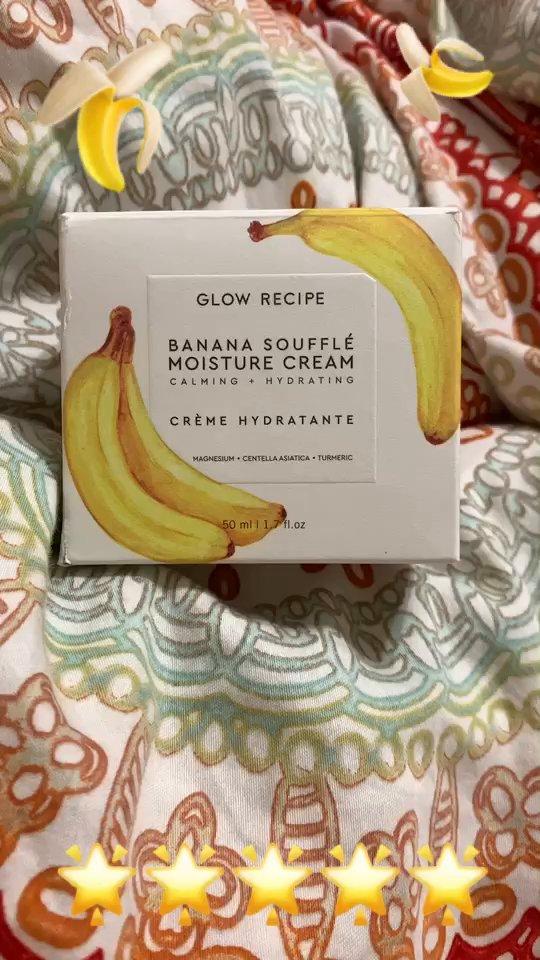 Banana Soufflé Moisture Cream by Glow Recipe #17