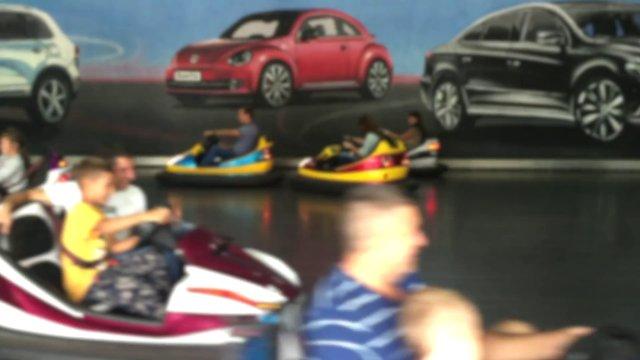 Fun Bumper Cars thumbnail