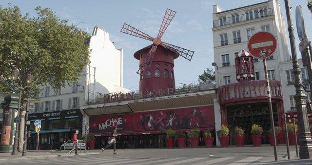 Moulin Rouge On Quarantine Time Close View thumbnail