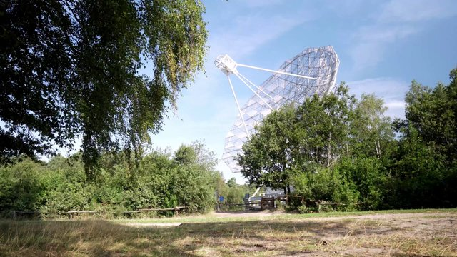Radar Station In The Field thumbnail