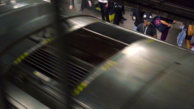 NYC Subway Station thumbnail