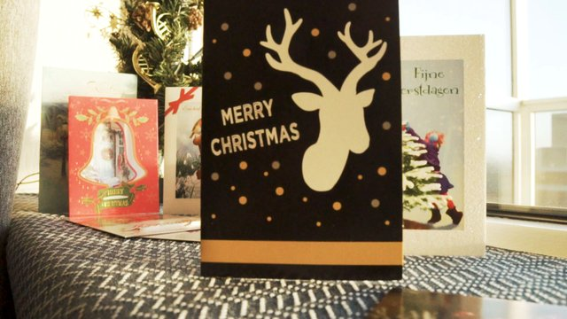 Christmas Cards on the Window thumbnail