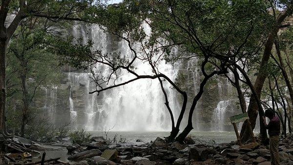 Bhimlat Mahadev Temple & Waterfall