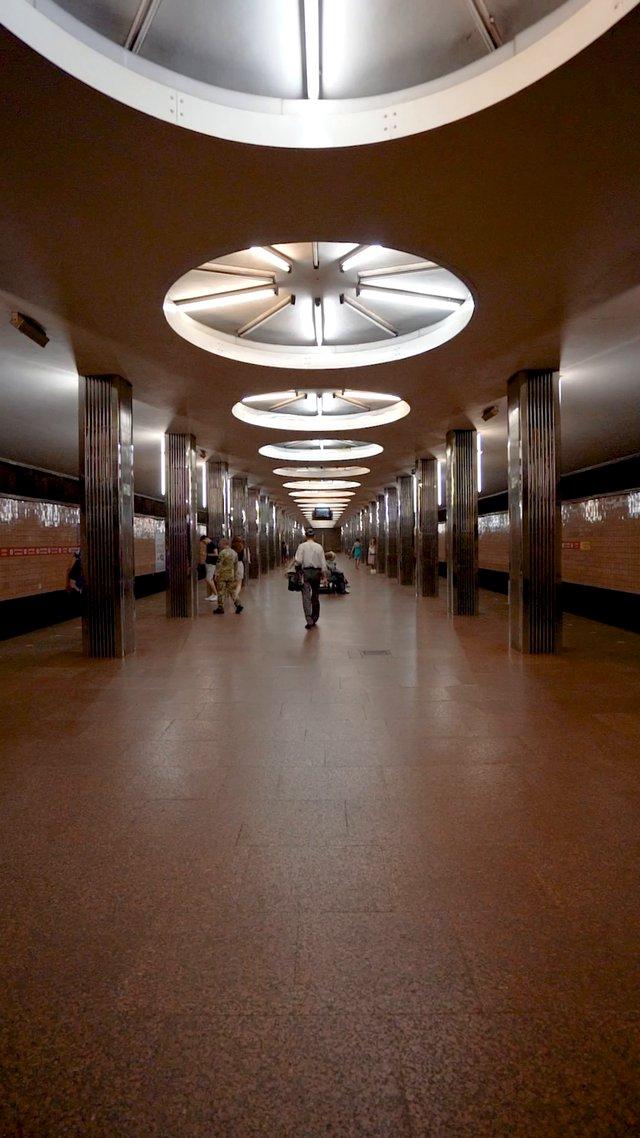 Underground Subway Station thumbnail