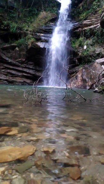 Mukteshwar waterfalls, Uttarkhand