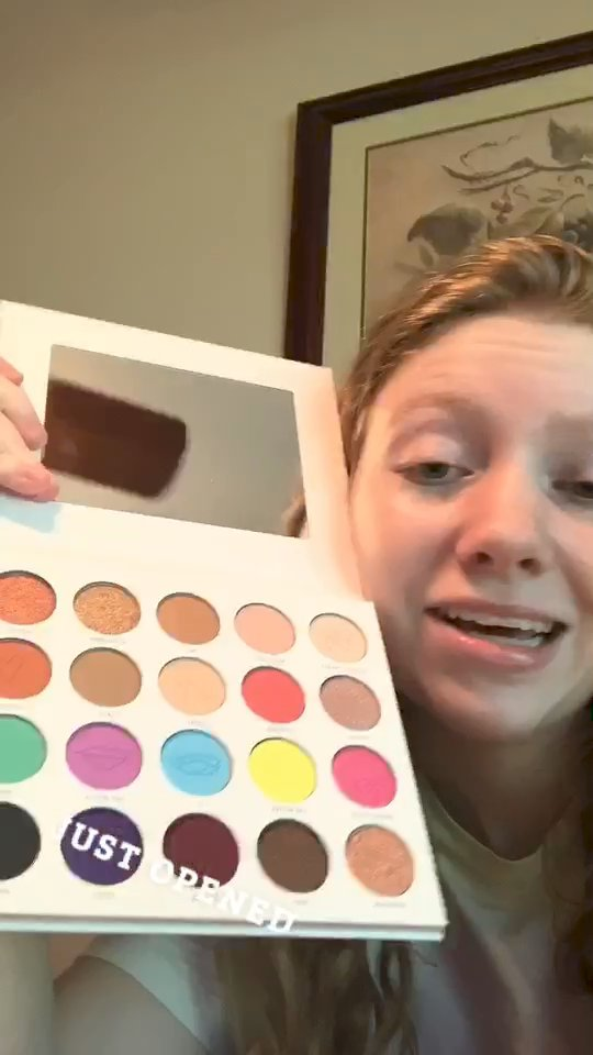 Watch Makeuplover22 S Review Of Morphe Morphe X Maddie Ziegler The Imagination Palette Supergreat Step into the creative wonderland of @maddie ziegler with this capsule collection and let your imagination run wild. morphe morphe x maddie ziegler