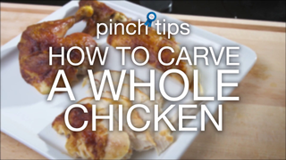 How to Carve a Whole Chicken