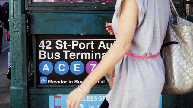 St-Port Authority Station thumbnail