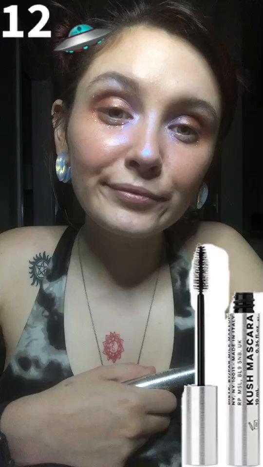 review of Milk Makeup Kush High Volume Mascara
