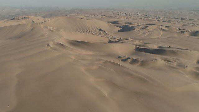 Aerial Shot of Golden Dunes thumbnail