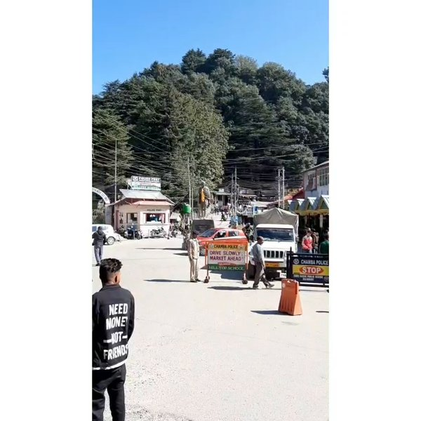 Dalhousie and Khajjiar: A traveller's perspective.