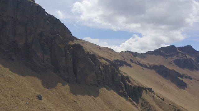 Paso de Cortés Mountains In Mexico  thumbnail