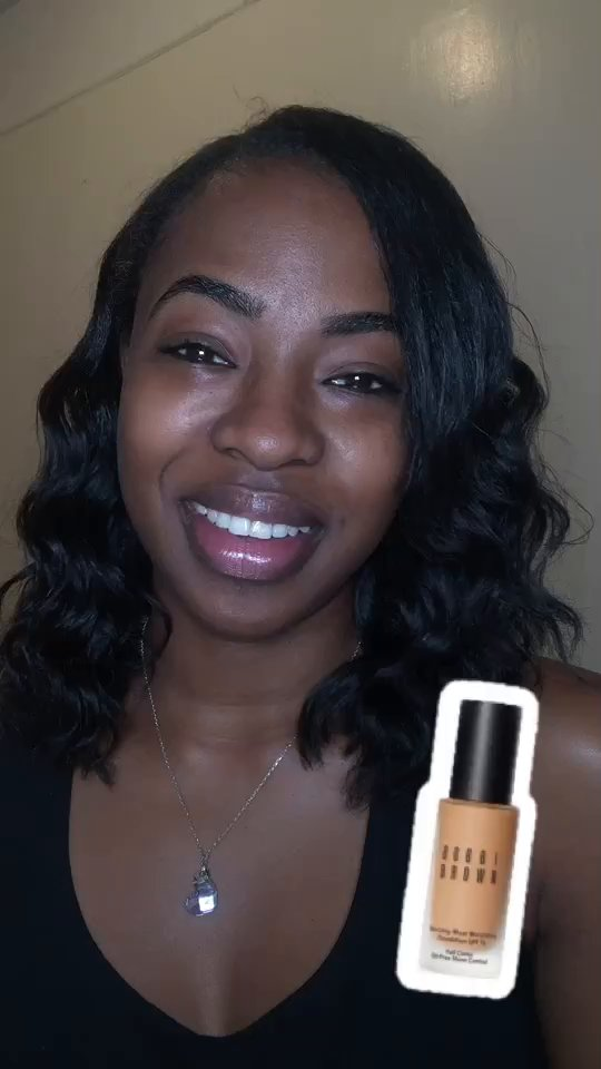 review of Bobbi Brown Skin Long-Wear Weightless Foundation Warm Sand
