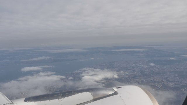 View From the Airplane Window thumbnail
