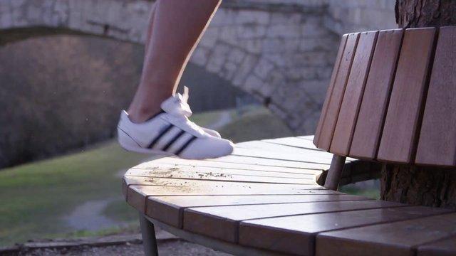 Park Leg Workout  thumbnail
