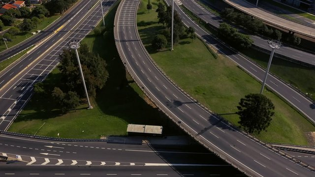 Empty Highways In Buenos Aires  thumbnail