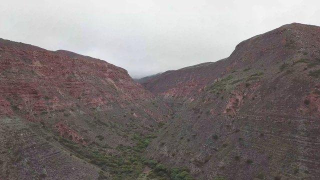 Rocky Landscape in Salta, Argentina thumbnail