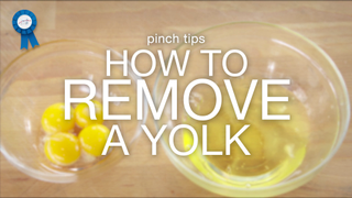 How to Remove a Yolk