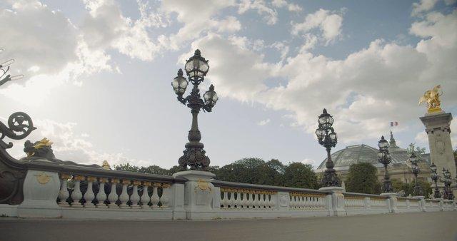 Pont Alexandre III Bridge in Paris thumbnail