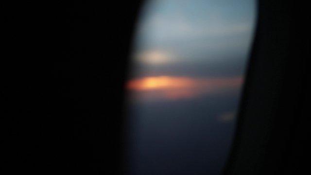 Sunset in Flight thumbnail