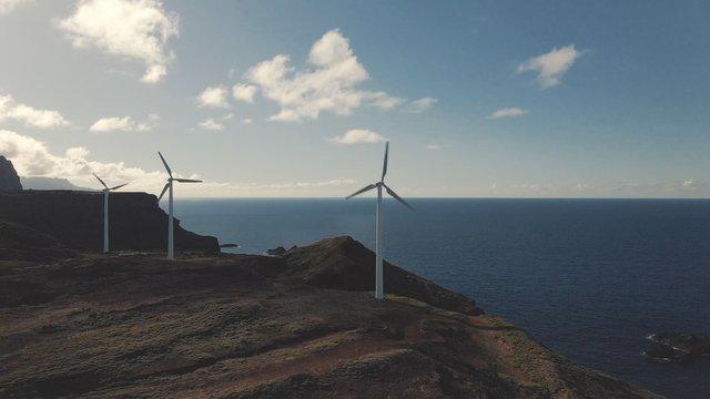 Wind Energy in Madeira Island  thumbnail