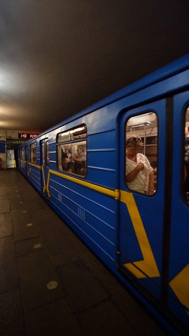 Blue Subway Leaving thumbnail