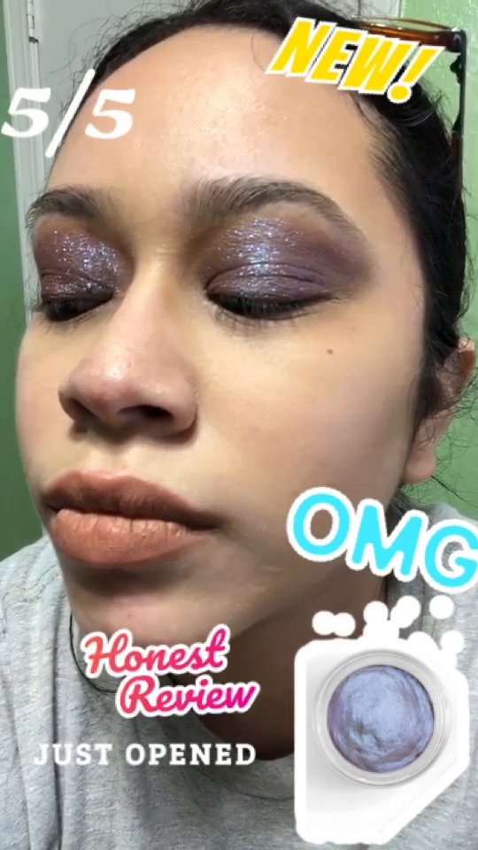 review of ColourPop Jelly Much, Late Bloomer