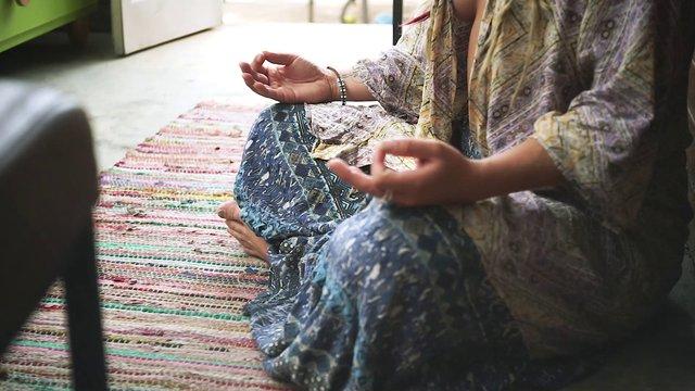 Meditation Pose  thumbnail