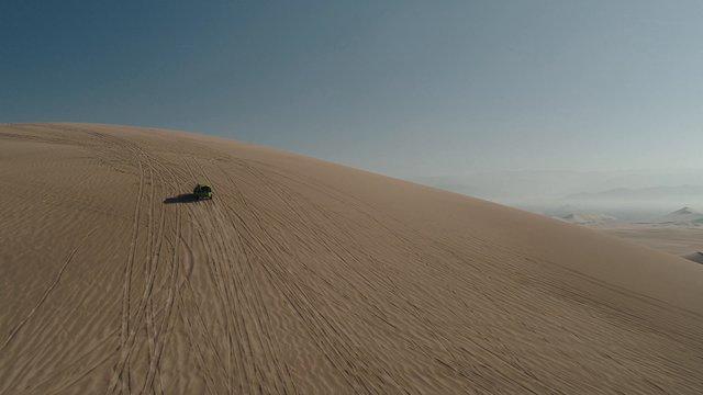 Driving In The Desert thumbnail