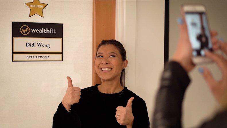 Didi Wong - Trainer Spotlight