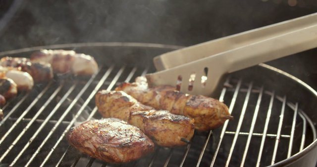 Meat On The Grill thumbnail