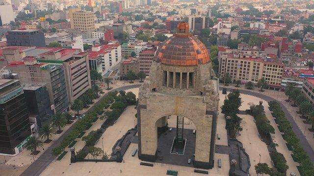 Monumento a la Revolución In Mexico City thumbnail