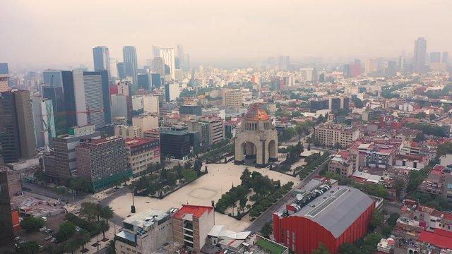 Monumento a la Revolución Landmark In Mexico City thumbnail