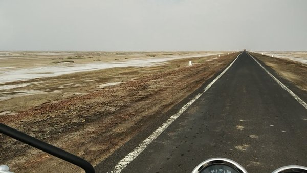 Kutch sand desert