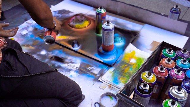 Street Painter thumbnail