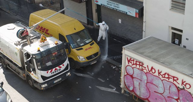 Morning Paris Cleaning thumbnail