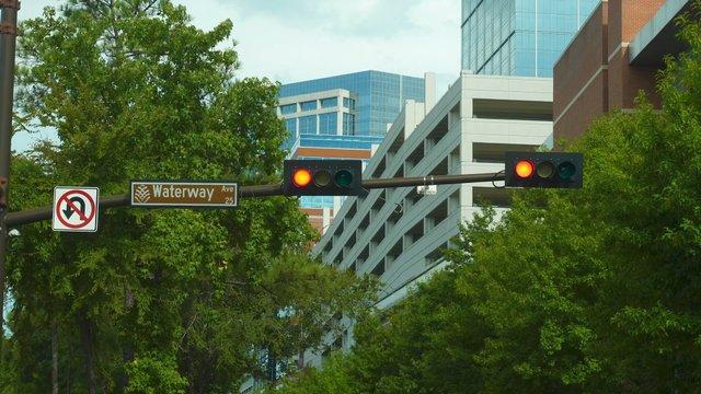 Waterway Cross Sign in Texas thumbnail