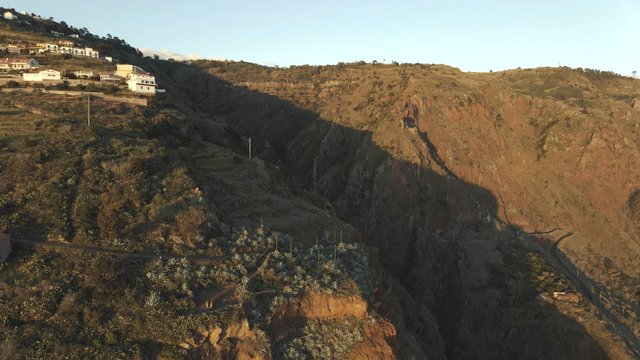 Sunset Views of Paul do Mar in Portugal thumbnail