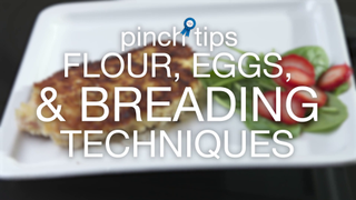 Flour, Eggs & Breading Techniques
