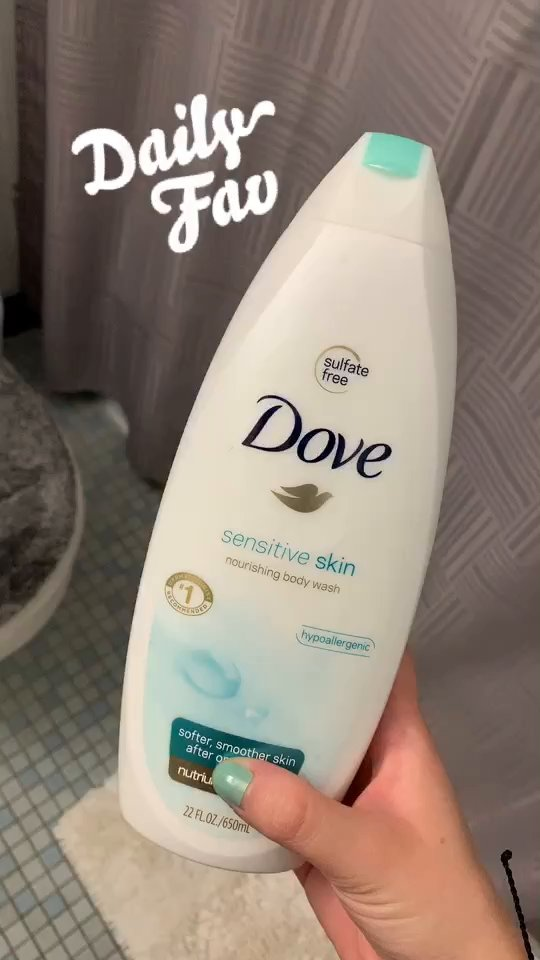 Dove Dove Sensitive Skin Beauty Body Wash 12 Oz Pack Of 2 Reviews Supergreat
