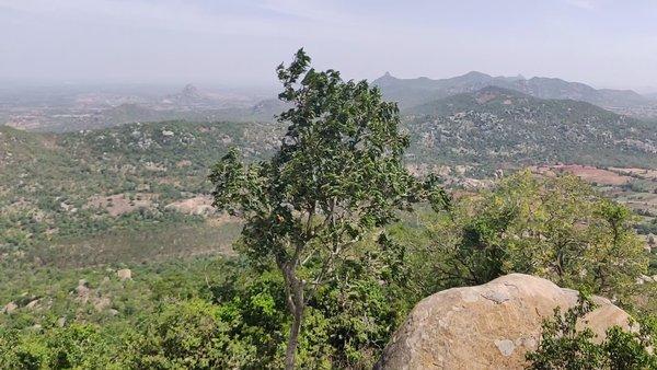 Avalabetta Hill Top View Point...!