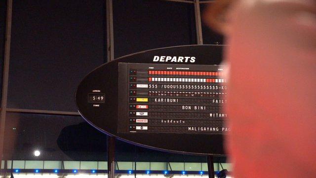 Airport Scoreboard thumbnail