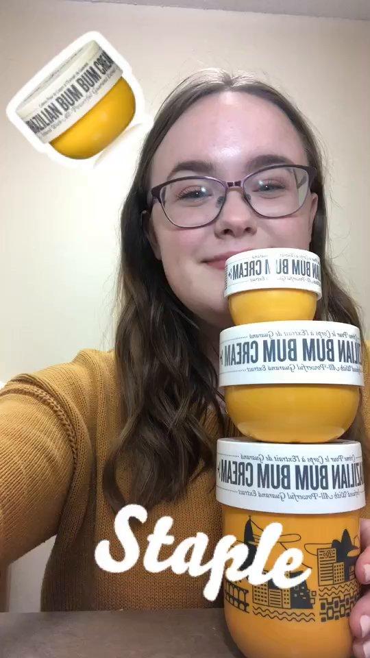 review of Sol de Janeiro Bum Bum Cream