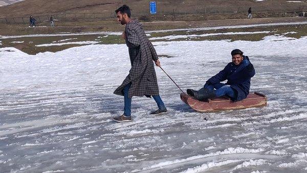 Kashmir Diary