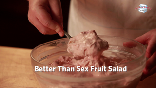 Better Than Sex Fruit Salad
